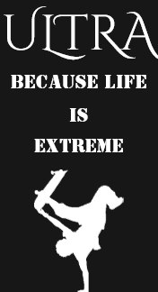 ultra_because_life_is_extreme_t_shirt